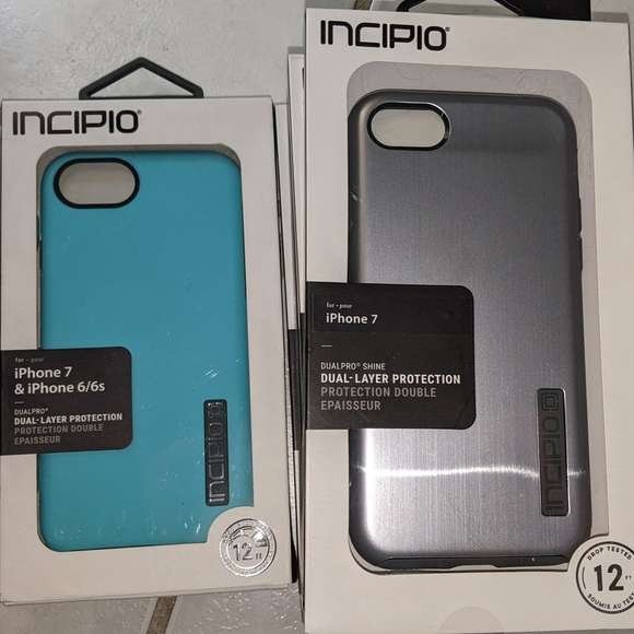 Incipio Other - Bundle of 23 cell phone cases